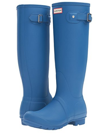Hunter Original Tall Azure Rain Boot