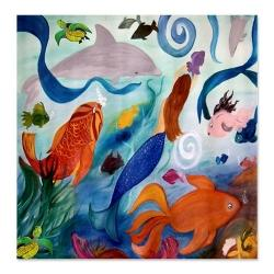 Best Fish Lover Shower Curtains