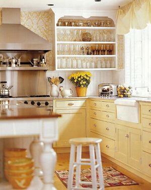 yellow and white kitchen ideas to brighten up your kitchen