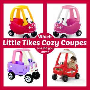 Little Tikes Cozy Coupes