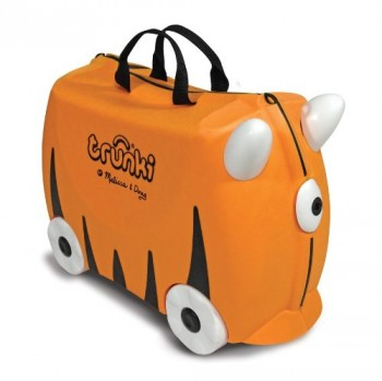 Kid's Rolling Luggage