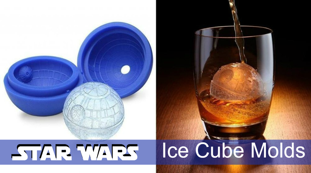 star wars ice mold