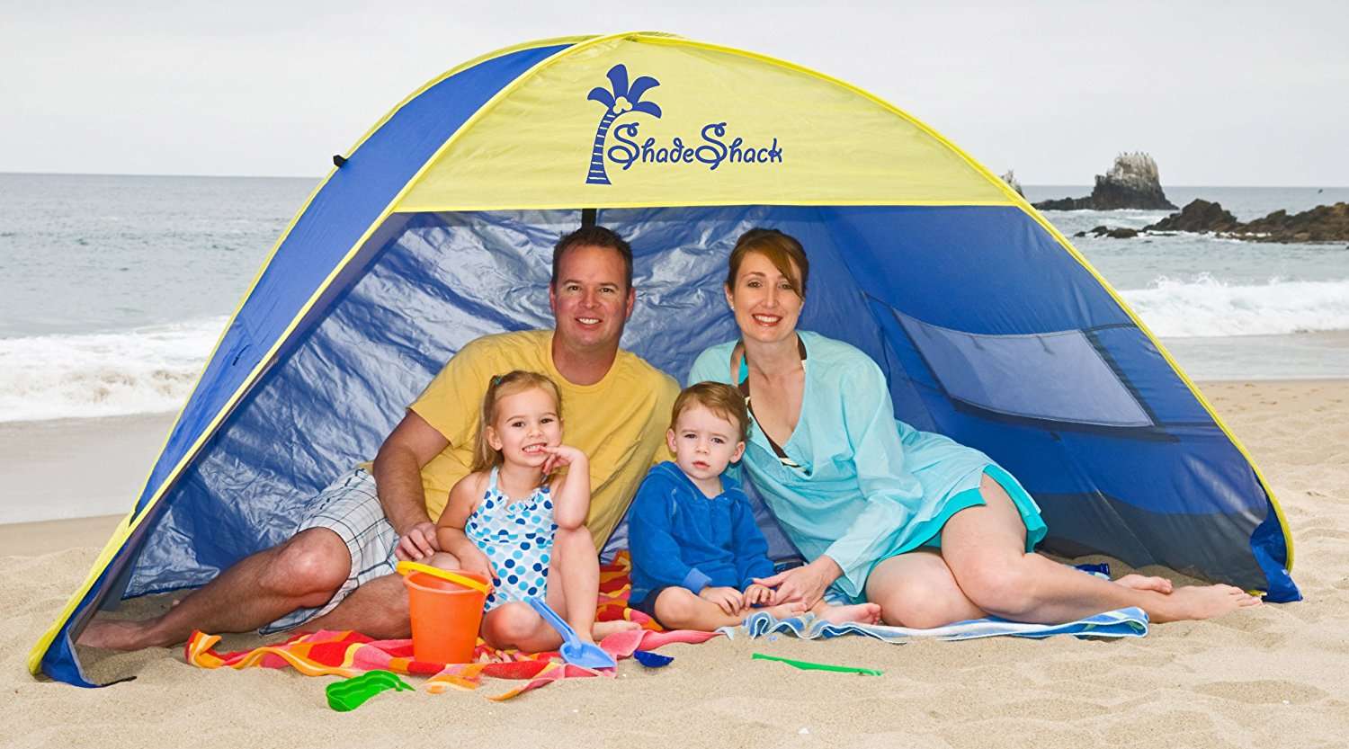 Best Beach Shade Tent  sc 1 st  OLP & Do You Need the Best Beach Shade Tent or Beach Shade Umbrellas For ...