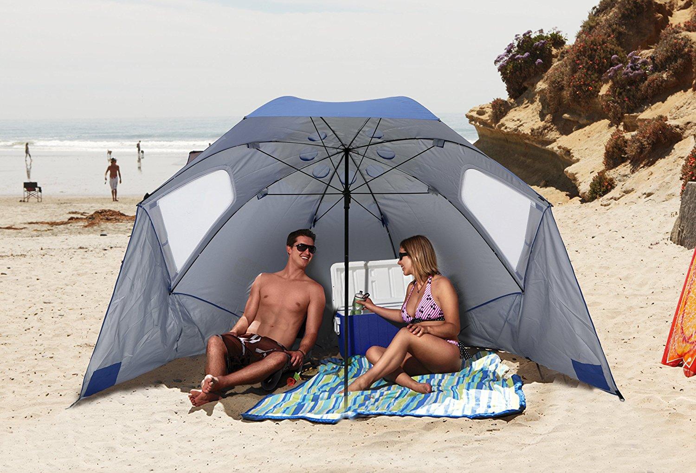 Как самим сделать навес для пляжа от солнца
