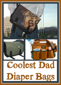 Coolest Dad Diaper Bags