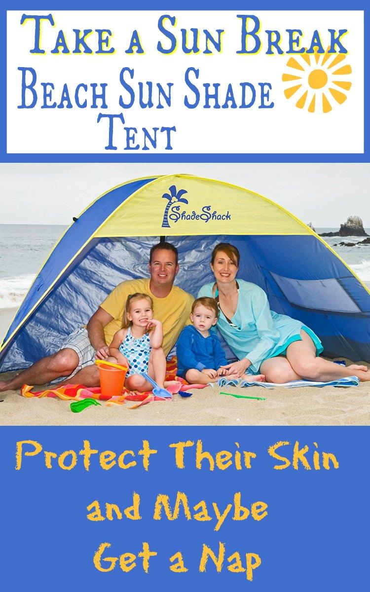 Sun Shade Tent Beach