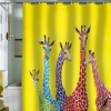 How To Design A Giraffe Themed Bathroom