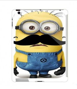 Despicable Me iPad Covers