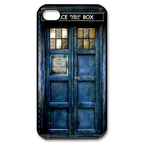 dr who iphone 4 case