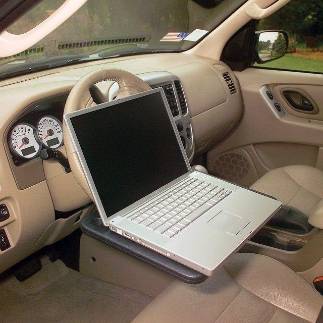 steering wheel laptop desk. Black Bedroom Furniture Sets. Home Design Ideas