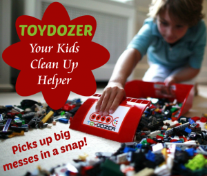 Kids ToyDozer Clean Up Set