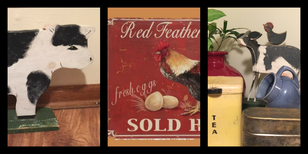 My Rooster Kitchen Decor