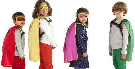 Super Hero Backpacks