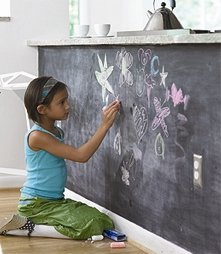 Cool Kitchen Chalkboard Ideas