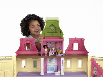 Perfect Dollhouse For Little Girls