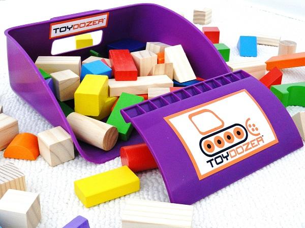 Kids ToyDozer Clean Up Set
