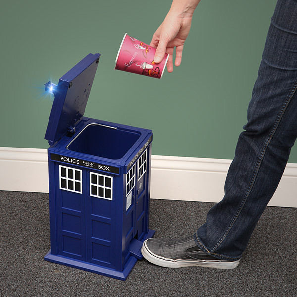 Doctor Who in the House: Bigger On The Inside