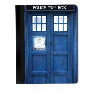 Doctor Who iPad Covers