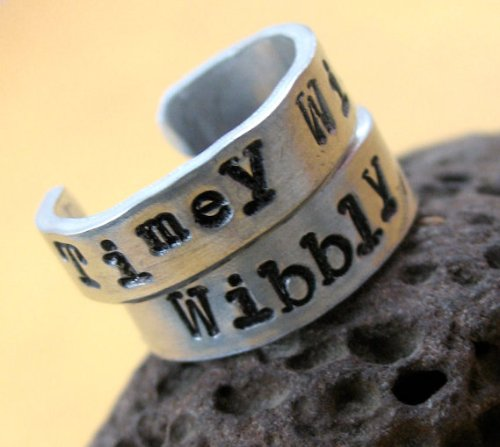 Doctor Who Jewelry: Dress It Up With Doctor Who