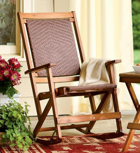 Garden Rocking Chair that withstands the weather
