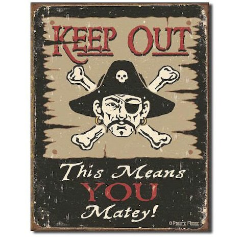 ahoy matey meaning