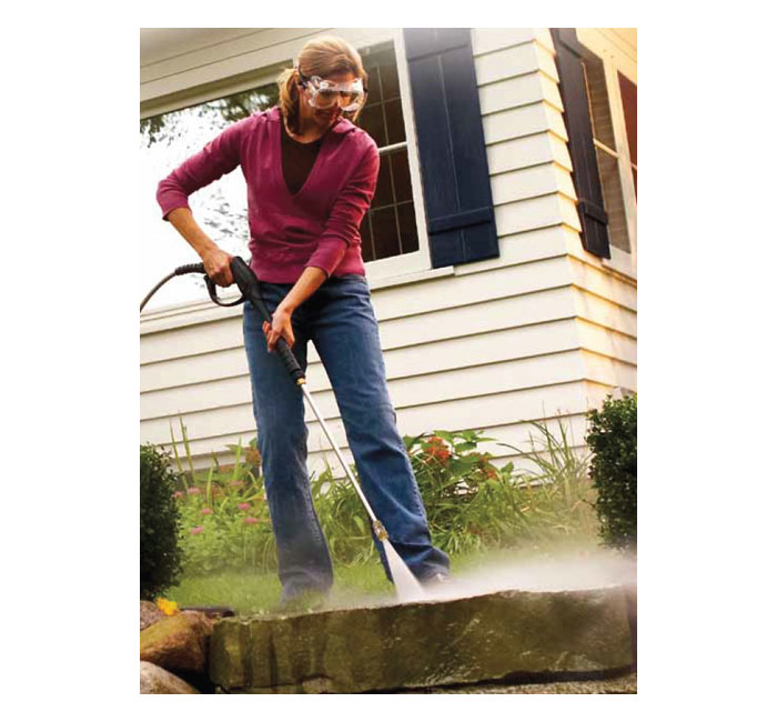 How To Pressure Wash Your Home
