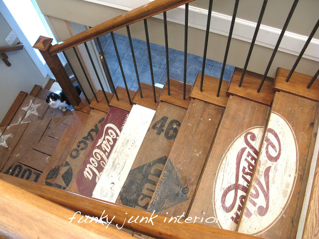 DIY Unique Stair Steps: Give Your Stairs An Artsy Flair