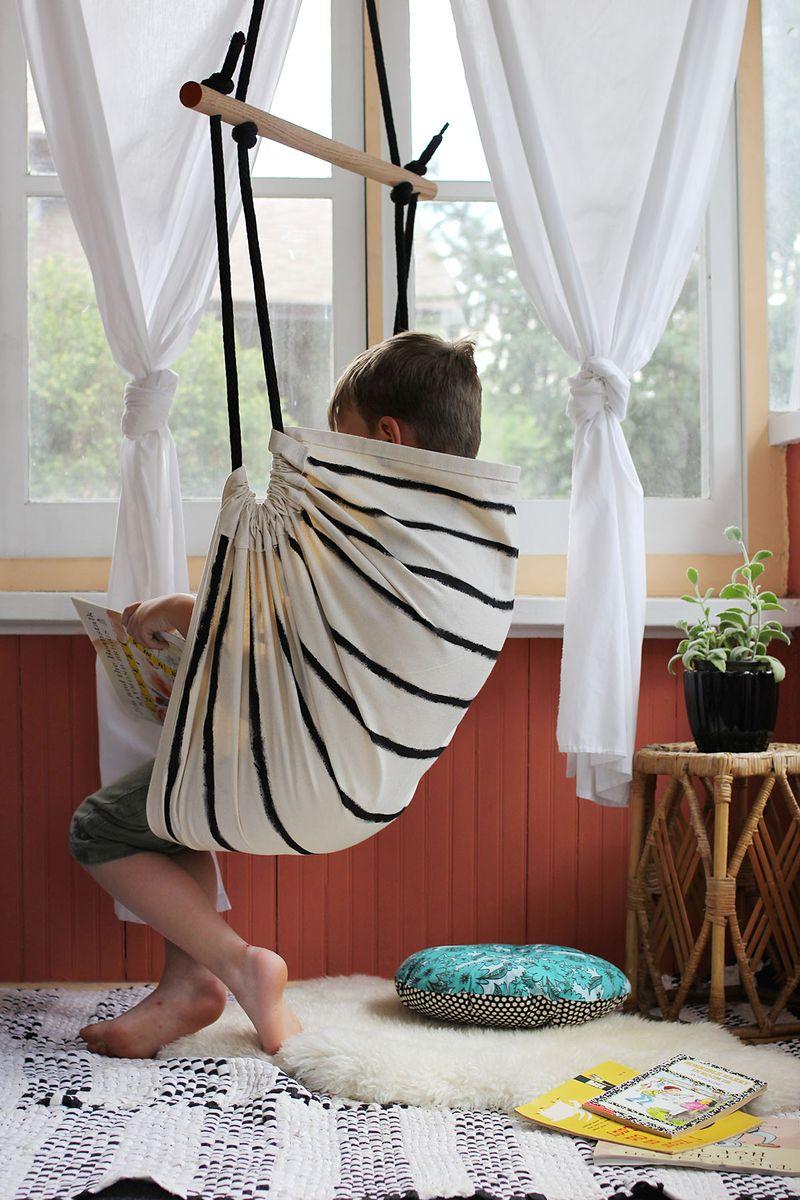 DIY Hammock Chair: Create A Swinging Hammock Chair