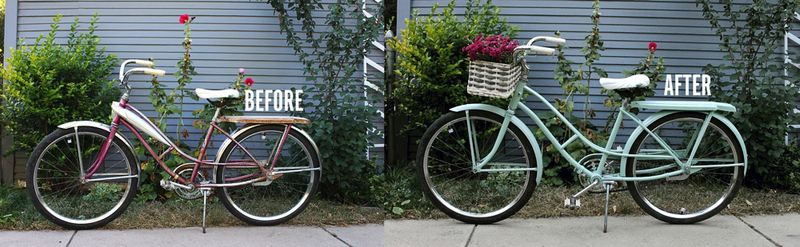 diy paint a bike2