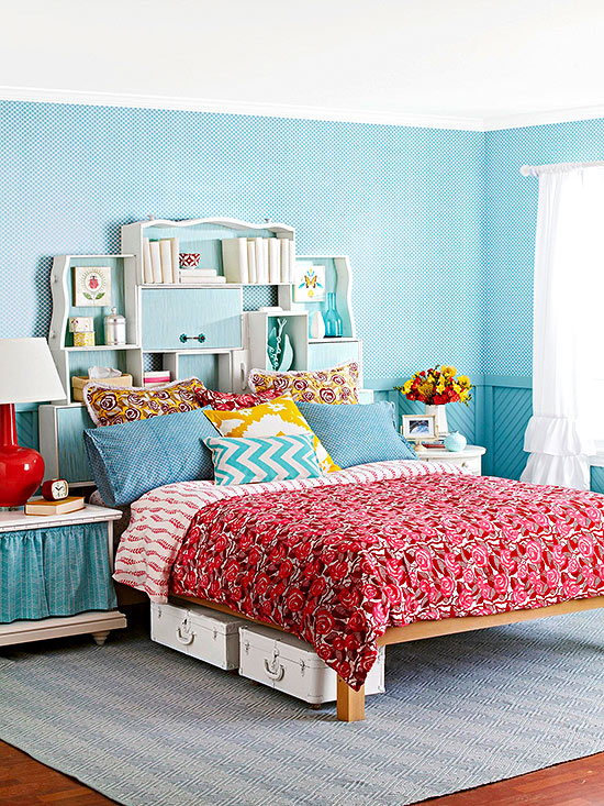 diy storage headboard for kids 3