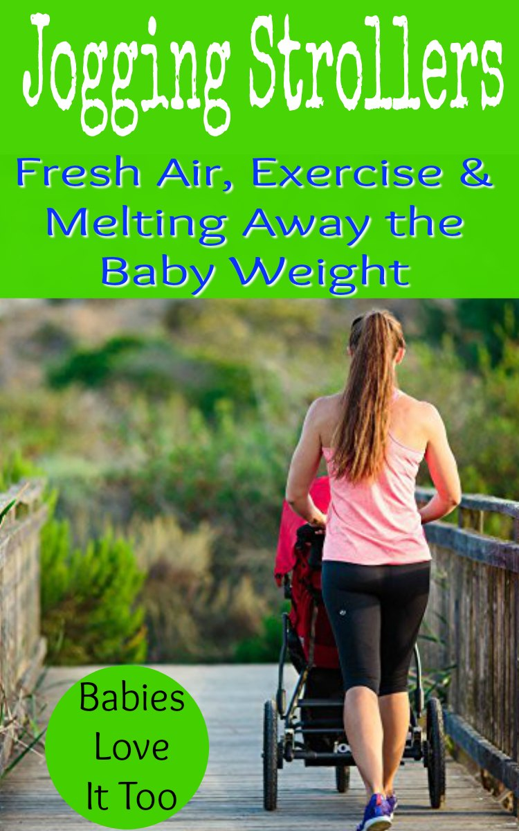 Jogging Strollers - Babies Love it Too