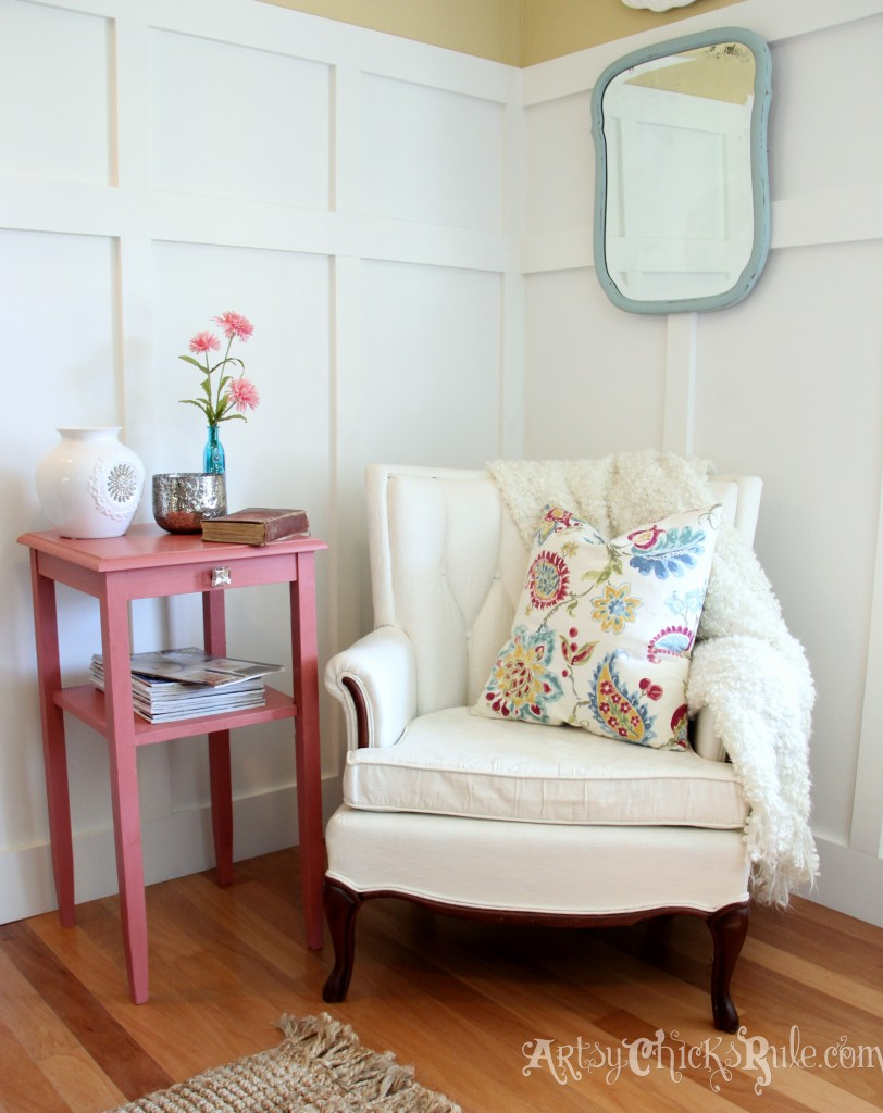 Painting Fabric Furniture: Quick And Easy Way To Update