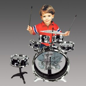 Perfect First Drum Sets For Kids Beginning To Play
