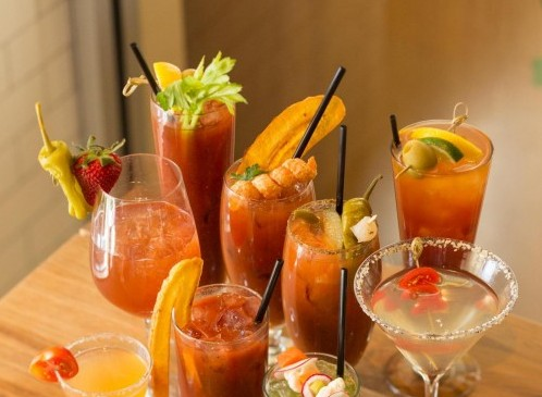 Bloody Mary's Kitchen: Get Creative With Bloody Mary Recipes