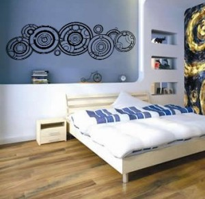Doctor Who Wall Decals2