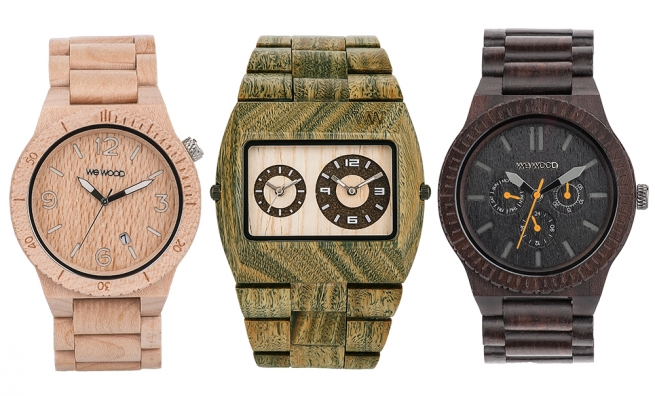 We-Wood Watches