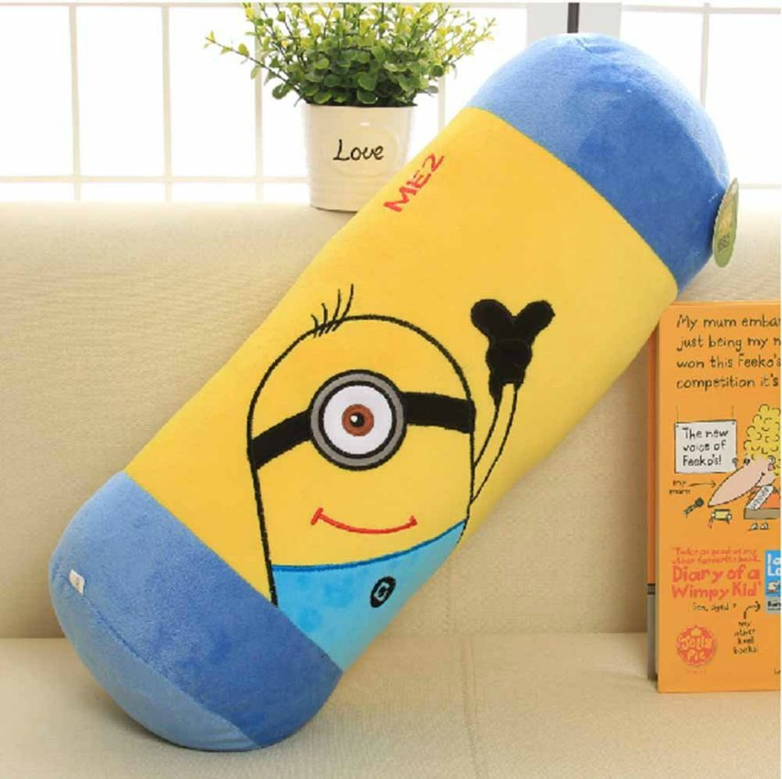 Cute Minions bedroom set pillow
