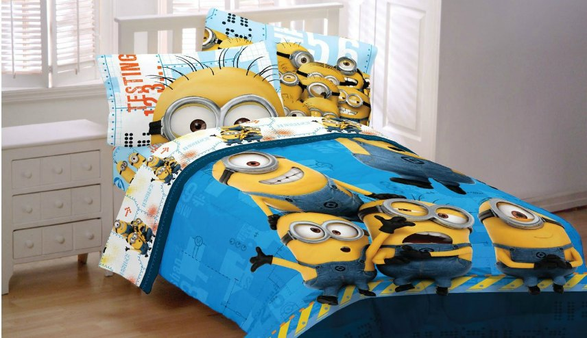 Minion Bedroom Decor Comforter