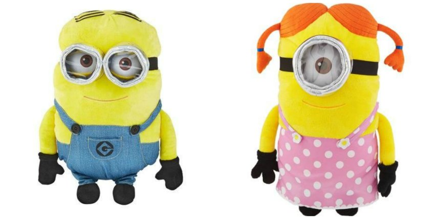 minion bedroom accessories