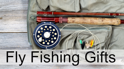 Best fly fishing gifts for men 2017 for Fly fishing gifts