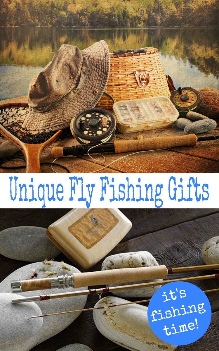 Unique Fly Fishing Gifts