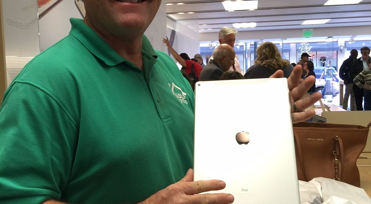 New Apple iPad Pro Release Date