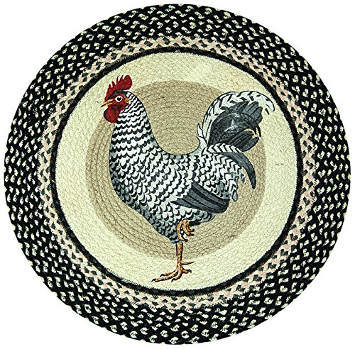 Rooster Rugs for the Kitchen