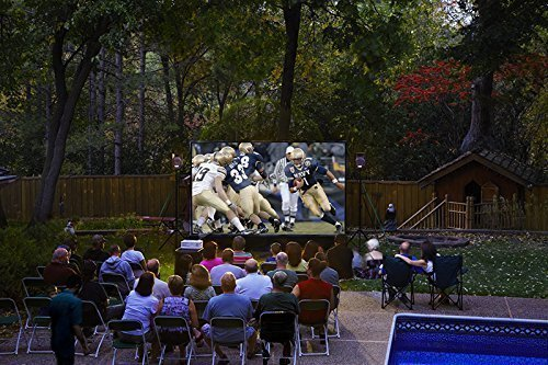 Outdoor Movie Theater Systems