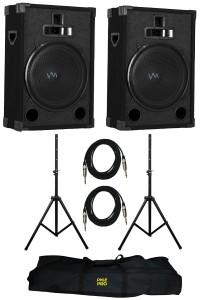 Indoor Outdoor Speakers for Backyard Movie Night