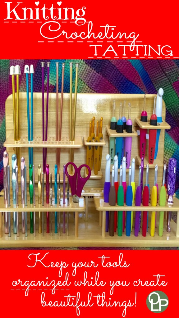 What Is a Crochet Hook Stand?