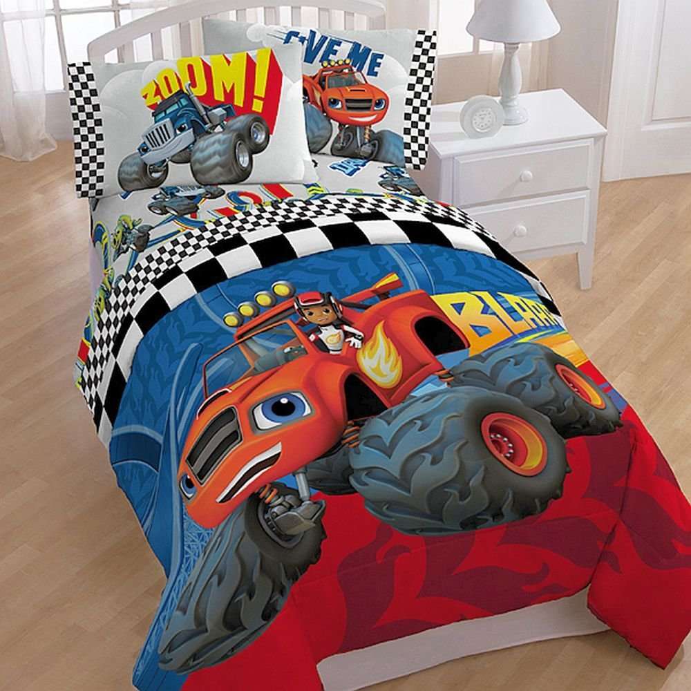 Blaze Monster Machines Bedding