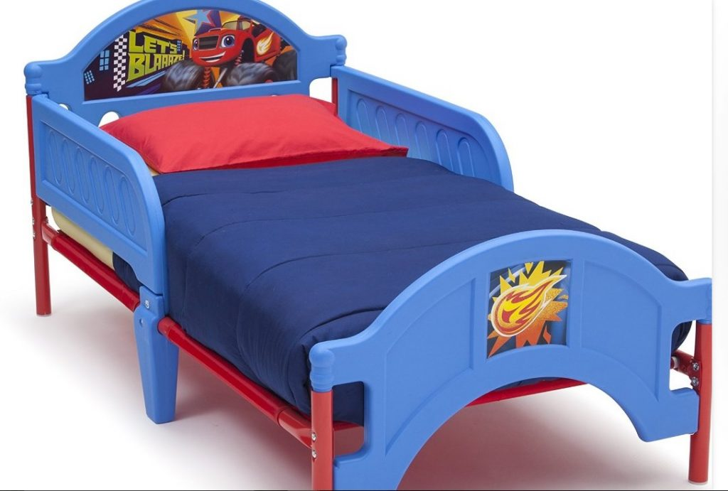 Blaze Monster Machines Bed