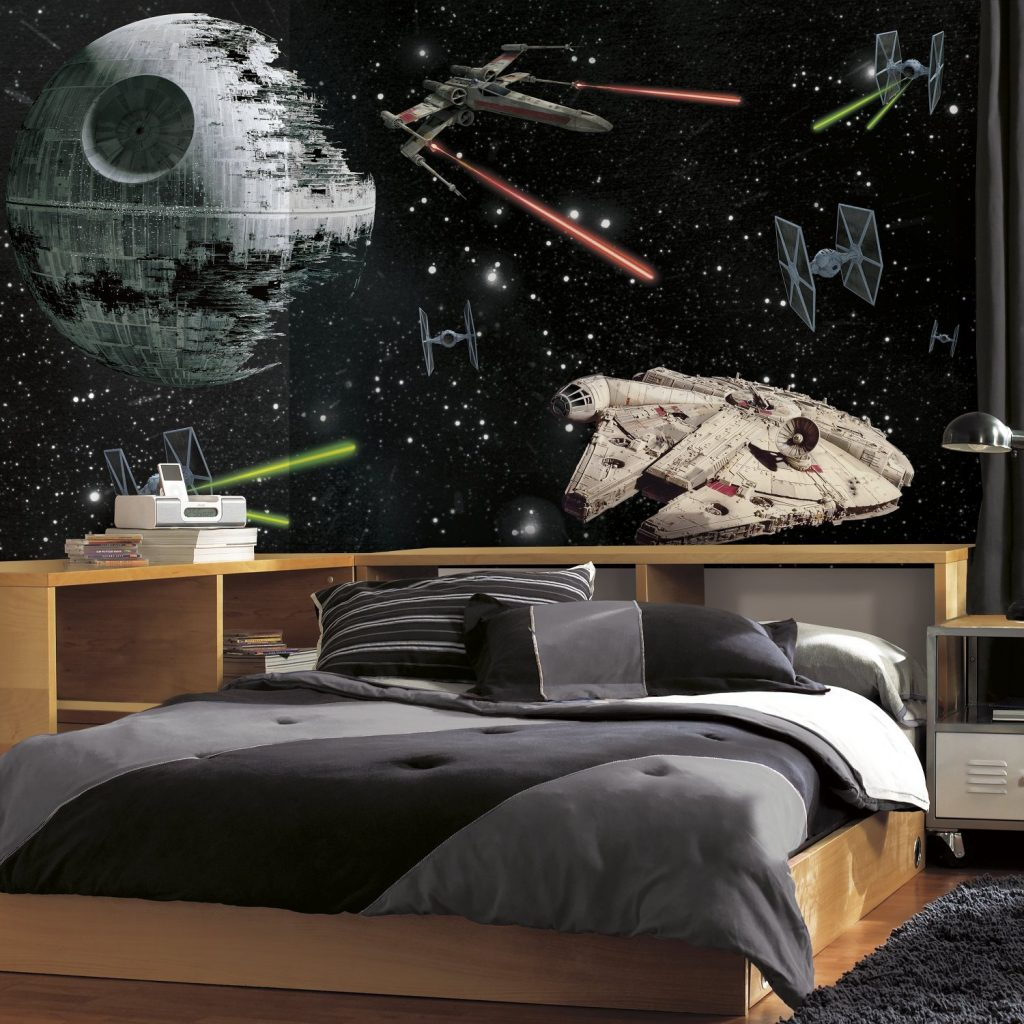 Star Wars Bedroom Decorating Ideas - Everything Needed to Create ...