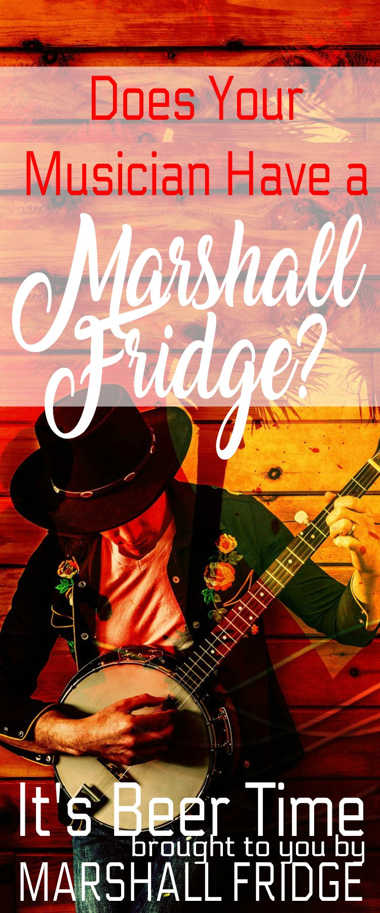 Does Your Musician Have a Marshall Fridge?